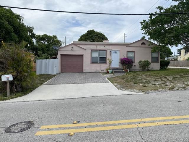 801 Hampton Road, West Palm Beach, FL 33405 (#RX-10721976) :: Michael Kaufman Real Estate