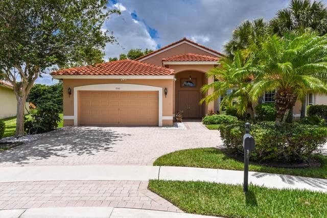 9101 Taverna Way, Boynton Beach, FL 33472 (#RX-10721985) :: Michael Kaufman Real Estate