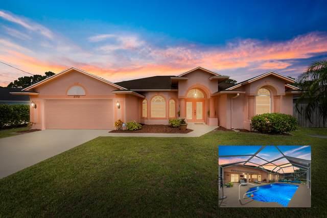 5772 NW Zinnia Street, Port Saint Lucie, FL 34986 (#RX-10721992) :: Michael Kaufman Real Estate