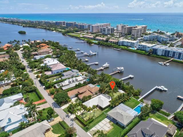 1014 N Atlantic Drive, Lantana, FL 33462 (MLS #RX-10722037) :: Castelli Real Estate Services