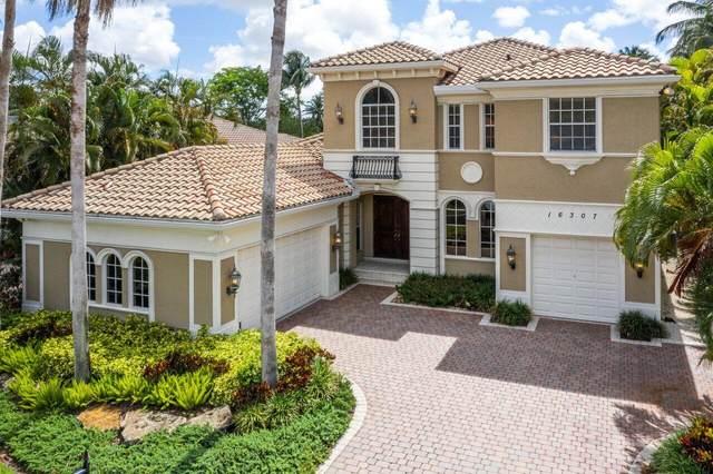 16307 Bristol Pointe Drive, Delray Beach, FL 33446 (#RX-10722062) :: Michael Kaufman Real Estate