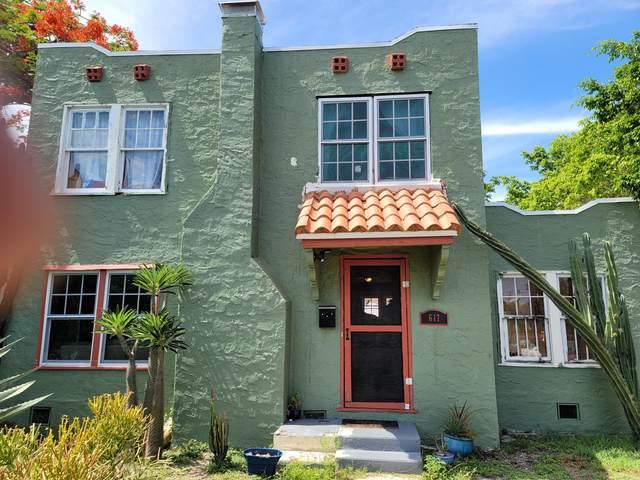 617 W 36th Street S, West Palm Beach, FL 33407 (#RX-10722073) :: Michael Kaufman Real Estate