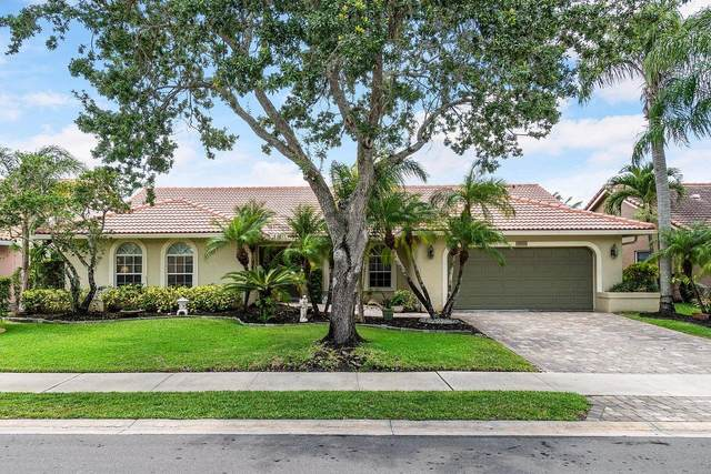 5066 NW 100th Terrace, Coral Springs, FL 33076 (MLS #RX-10722090) :: Berkshire Hathaway HomeServices EWM Realty