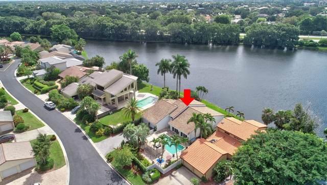 7696 Cedarwood Circle, Boca Raton, FL 33434 (#RX-10722121) :: Real Treasure Coast