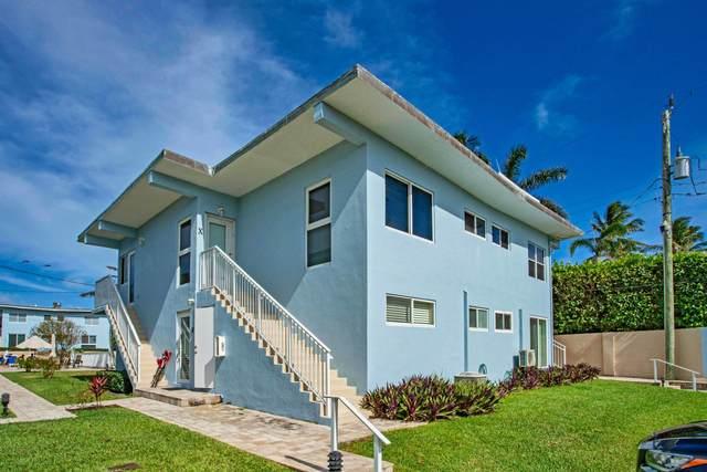 5700 Old Ocean Boulevard W, Ocean Ridge, FL 33435 (MLS #RX-10722168) :: Castelli Real Estate Services