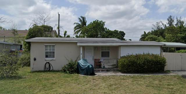 5219 NE 20th Terrace, Pompano Beach, FL 33064 (#RX-10722185) :: Michael Kaufman Real Estate