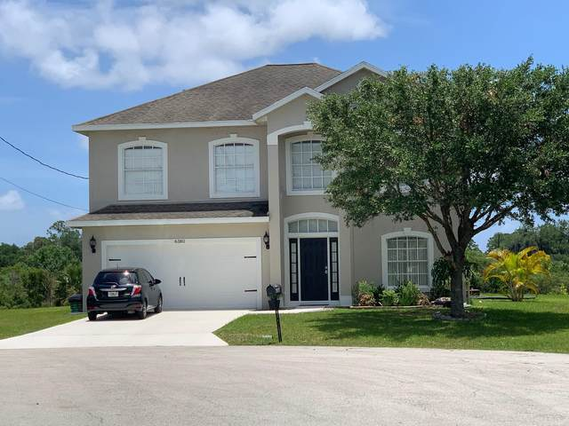 6380 NW Topaz Court, Port Saint Lucie, FL 34986 (#RX-10722186) :: Michael Kaufman Real Estate