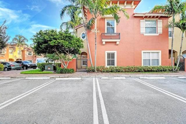 186 Lake Monterey Circle, Boynton Beach, FL 33426 (#RX-10722203) :: Posh Properties