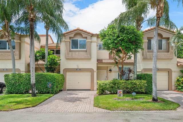 6682 Via Regina, Boca Raton, FL 33433 (MLS #RX-10722221) :: Castelli Real Estate Services