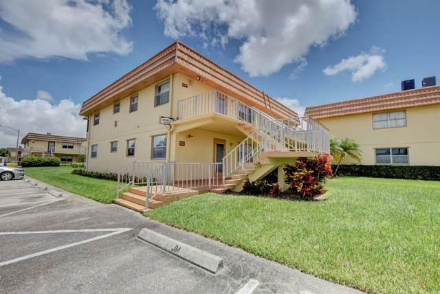 232 Saxony E, Delray Beach, FL 33446 (#RX-10722269) :: DO Homes Group