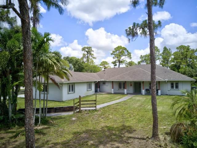 16081 E Wiltshire Drive, The Acreage, FL 33470 (#RX-10722300) :: Michael Kaufman Real Estate