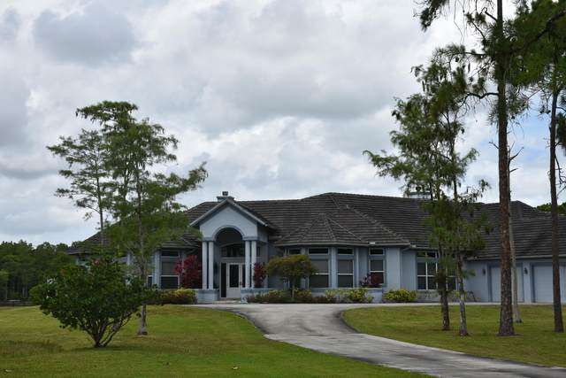 11581 Manatee Terrace, Lake Worth, FL 33449 (MLS #RX-10722308) :: Berkshire Hathaway HomeServices EWM Realty