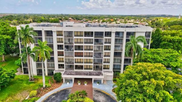 5951 Wellesley Park Drive #103, Boca Raton, FL 33433 (#RX-10722332) :: The Power of 2 | Century 21 Tenace Realty