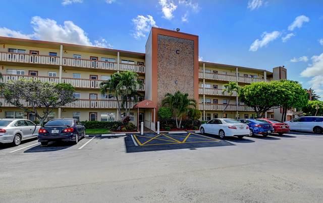 2049 Newcastle C, Boca Raton, FL 33434 (#RX-10722350) :: Real Treasure Coast