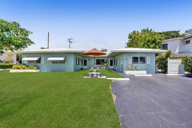 262 SE 9th Avenue, Deerfield Beach, FL 33441 (MLS #RX-10722422) :: Berkshire Hathaway HomeServices EWM Realty