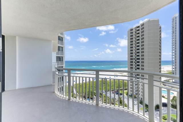 3000 N Ocean Drive 14H, Singer Island, FL 33404 (#RX-10722432) :: Posh Properties