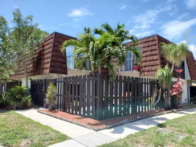 2244 White Pine Circle A, Greenacres, FL 33415 (MLS #RX-10722445) :: Berkshire Hathaway HomeServices EWM Realty