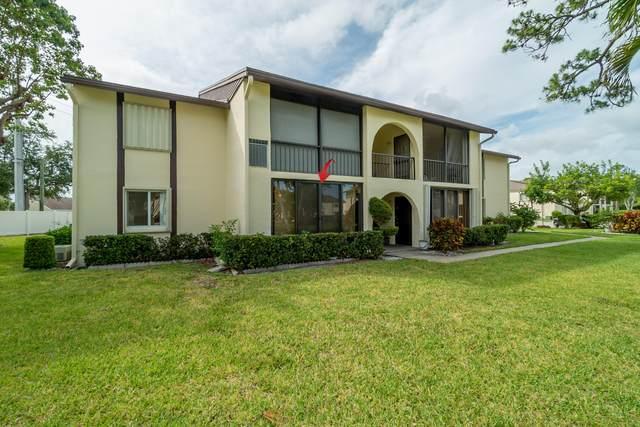 5990 Pine Cone Court C-1, Greenacres, FL 33463 (#RX-10722449) :: Treasure Property Group