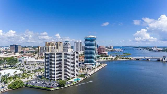 1200 S Flagler #902, West Palm Beach, FL 33401 (#RX-10722471) :: Michael Kaufman Real Estate