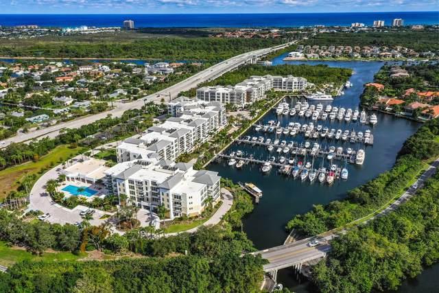 2720 Donald Ross Road #402, Palm Beach Gardens, FL 33410 (#RX-10722509) :: Michael Kaufman Real Estate