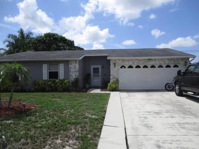154 NE Dominican Terrace, Port Saint Lucie, FL 34983 (MLS #RX-10722519) :: Castelli Real Estate Services
