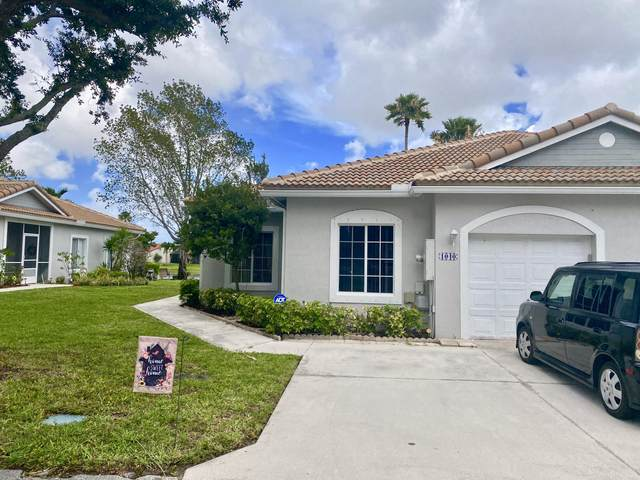 1040 SW 42 Avenue, Deerfield Beach, FL 33442 (MLS #RX-10722564) :: Berkshire Hathaway HomeServices EWM Realty