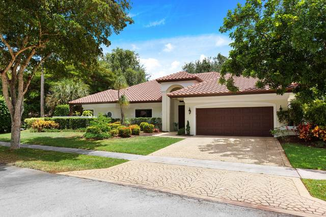 4600 NW 28th Way, Boca Raton, FL 33434 (MLS #RX-10722602) :: Berkshire Hathaway HomeServices EWM Realty