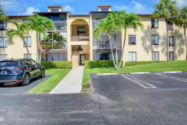 624 Sea Pine Way B-2, Greenacres, FL 33415 (MLS #RX-10722609) :: Berkshire Hathaway HomeServices EWM Realty