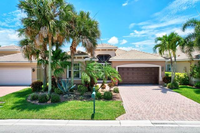 6648 Pisano Drive, Lake Worth, FL 33467 (#RX-10722657) :: Michael Kaufman Real Estate