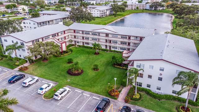 167 Fanshaw D, Boca Raton, FL 33434 (#RX-10722670) :: Real Treasure Coast