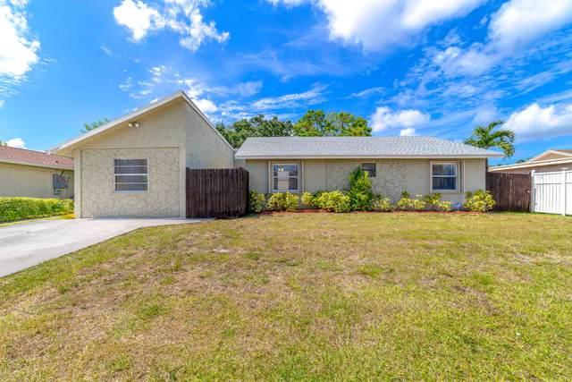 10404 Showboat Lane, Royal Palm Beach, FL 33411 (MLS #RX-10722676) :: Castelli Real Estate Services