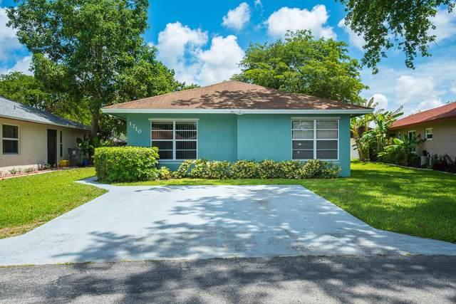 1310 Summit Run Circle, West Palm Beach, FL 33415 (#RX-10722717) :: Michael Kaufman Real Estate