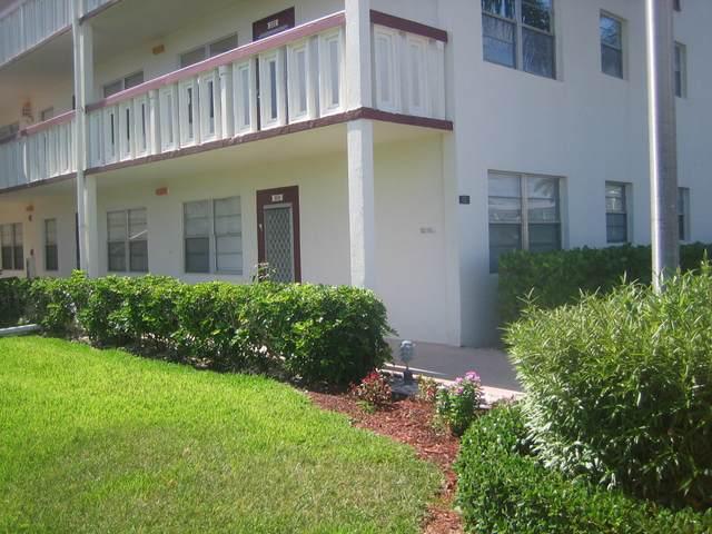 308 Fanshaw H, Boca Raton, FL 33434 (#RX-10722740) :: Posh Properties