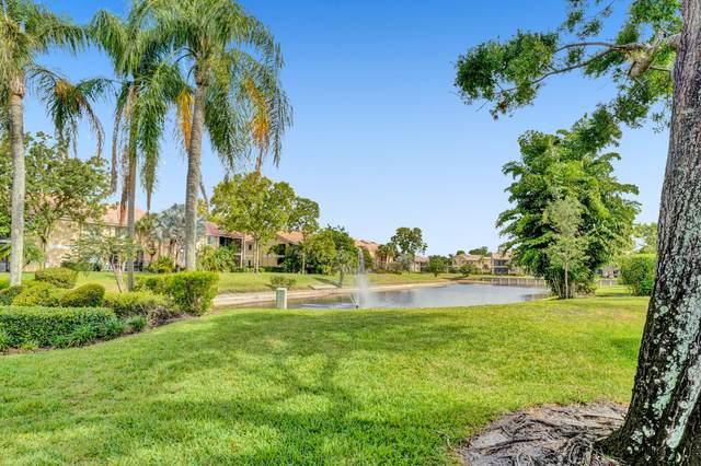 23032 Island View H, Boca Raton, FL 33433 (MLS #RX-10722746) :: Berkshire Hathaway HomeServices EWM Realty