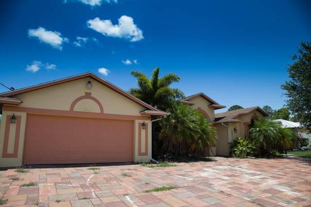 2901 SW Ann Arbor Road, Port Saint Lucie, FL 34953 (#RX-10722749) :: Michael Kaufman Real Estate