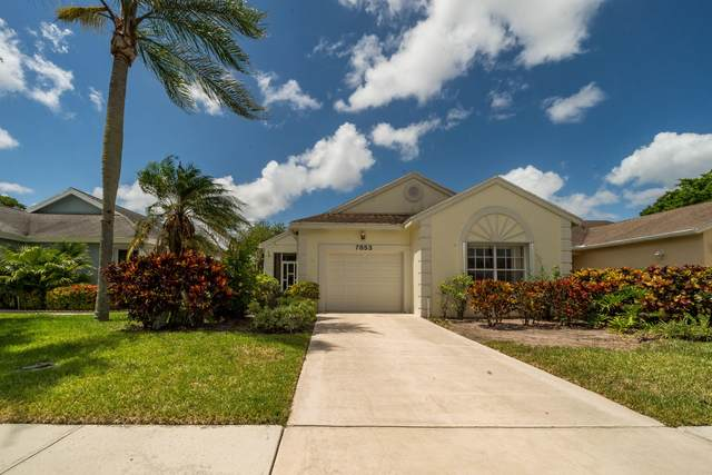 7853 Mansfield Hollow Road, Delray Beach, FL 33446 (#RX-10722769) :: The Reynolds Team | Compass