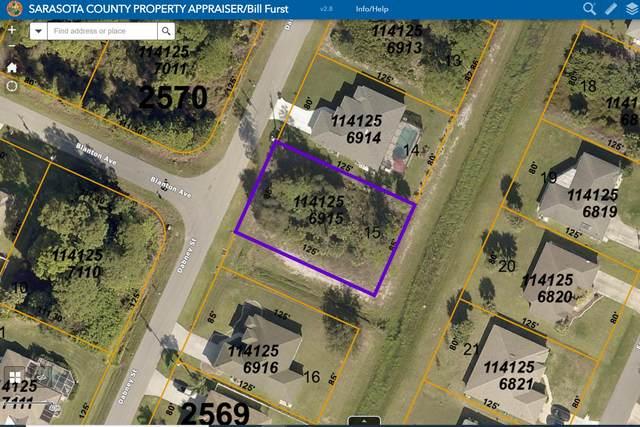 1141256915 Dabney Street, North Port, FL 34288 (MLS #RX-10722806) :: Castelli Real Estate Services