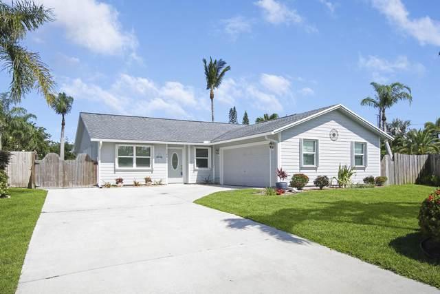 5184 SE Pine Knoll Way, Stuart, FL 34997 (#RX-10722811) :: Michael Kaufman Real Estate