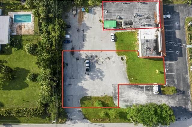 8195 N Military Trail A, Palm Beach Gardens, FL 33410 (#RX-10722833) :: Treasure Property Group