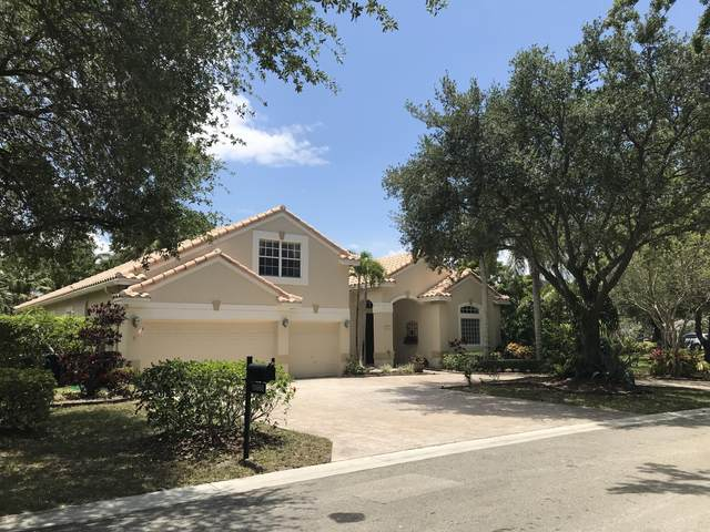 10968 NW 49th Manor, Coral Springs, FL 33076 (#RX-10722838) :: Michael Kaufman Real Estate