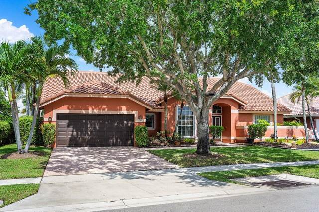 22241 Collington Drive, Boca Raton, FL 33428 (#RX-10722843) :: Michael Kaufman Real Estate