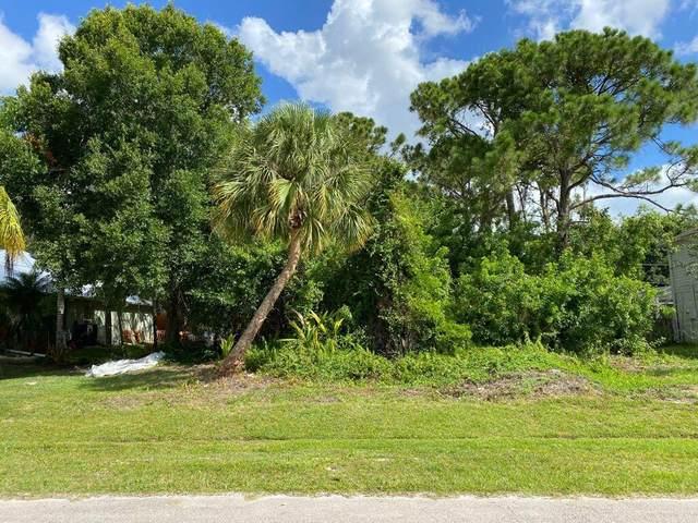 119 SW Donna Terrace, Port Saint Lucie, FL 34984 (#RX-10722856) :: Michael Kaufman Real Estate