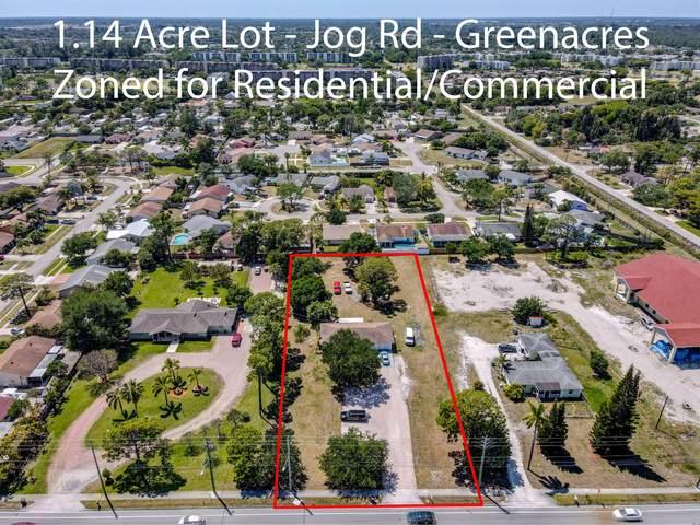 3581 S Jog Road, Greenacres, FL 33467 (MLS #RX-10722859) :: Castelli Real Estate Services