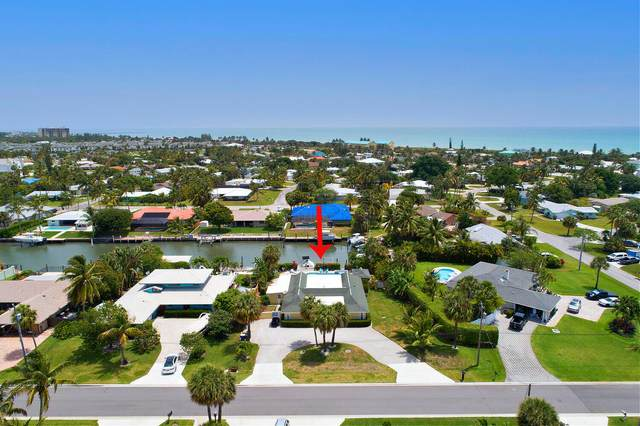 1718 Rio Vista Drive, Fort Pierce, FL 34949 (#RX-10722861) :: Michael Kaufman Real Estate