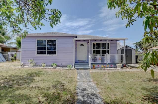 810 Franklin Road, West Palm Beach, FL 33405 (#RX-10722866) :: Michael Kaufman Real Estate
