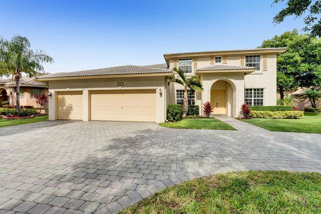 6183 NW 56th Drive, Coral Springs, FL 33067 (MLS #RX-10722868) :: Berkshire Hathaway HomeServices EWM Realty
