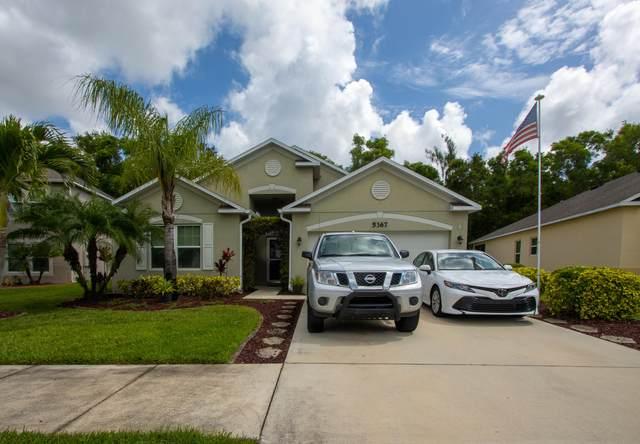 5367 NW Wisk Fern Circle, Port Saint Lucie, FL 34986 (#RX-10722873) :: Michael Kaufman Real Estate