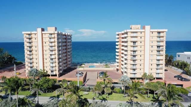 4505 S Ocean Boulevard #502, Highland Beach, FL 33487 (#RX-10722876) :: The Power of 2 | Century 21 Tenace Realty