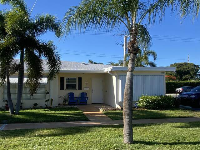 3331 Loren Road A, Boynton Beach, FL 33435 (#RX-10722882) :: Treasure Property Group
