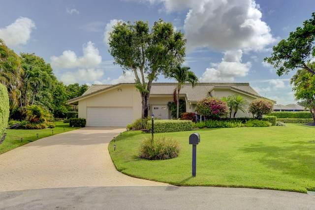 4463 Cocoplum Way, Delray Beach, FL 33445 (#RX-10722887) :: Michael Kaufman Real Estate